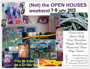 open houses info